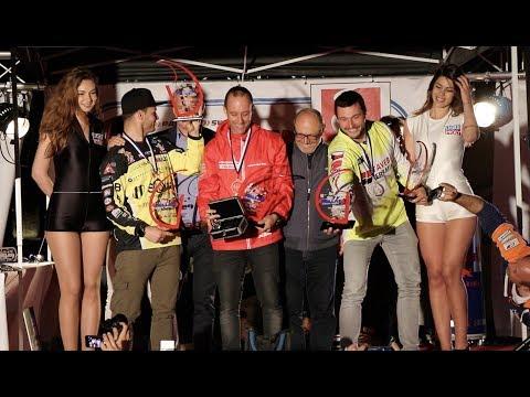 Η τελετή λήξης του Hellas Rally Raid 2017 στη Ναύπακτο