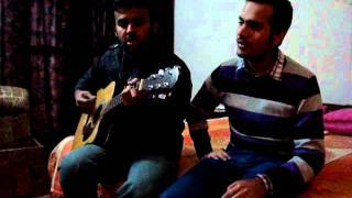 Download Hindi Video Songs - Woh HumSafar QB - Unplugged - Cover By Me and Ibrahim
