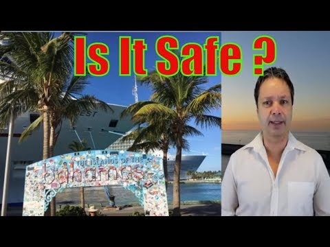 Captain warns of crime in Bahamas - Royal Caribbean Bahamas warning