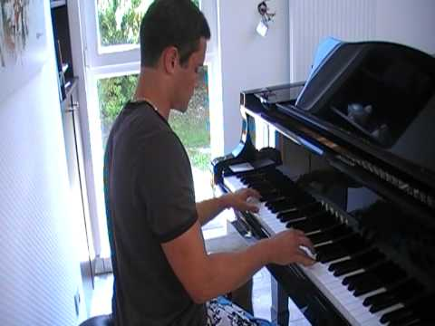 Kanye West  Homecoming piano
