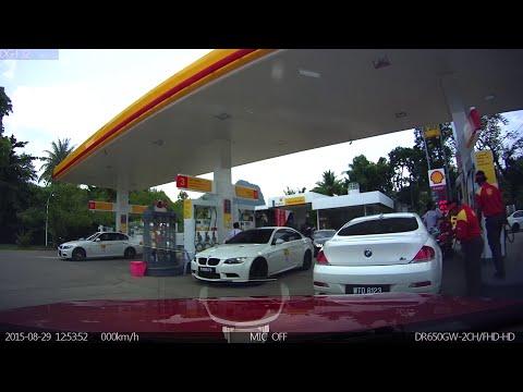 BMW Club Malaysia Merdeka Drive (2015) - Krabi to Phuket adventure ★Thailand★