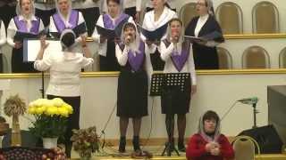 Песня - Пой Аллилуйя / Церковь Спасение