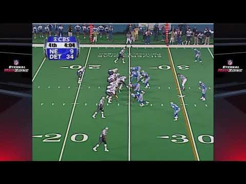 Tom Brady First Career Pass (2000)
