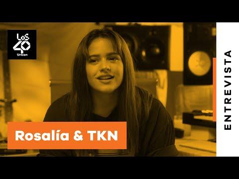 ROSALÍA explica TODO sobre TKN (ft. Travis Scott) | LOS40 Urban