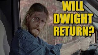 The Walking Dead Season 9 Dwight News Theory & Discussion - Will Dwight Ever Return?