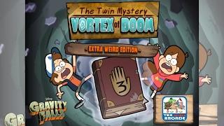 Gravity Falls: The Twin Mystery Vortex of Doom - Extra Weird Edition (Disney Games)