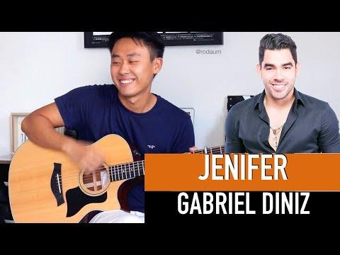 Gabriel Diniz JENIFER - Rodrigo Yukio Cover