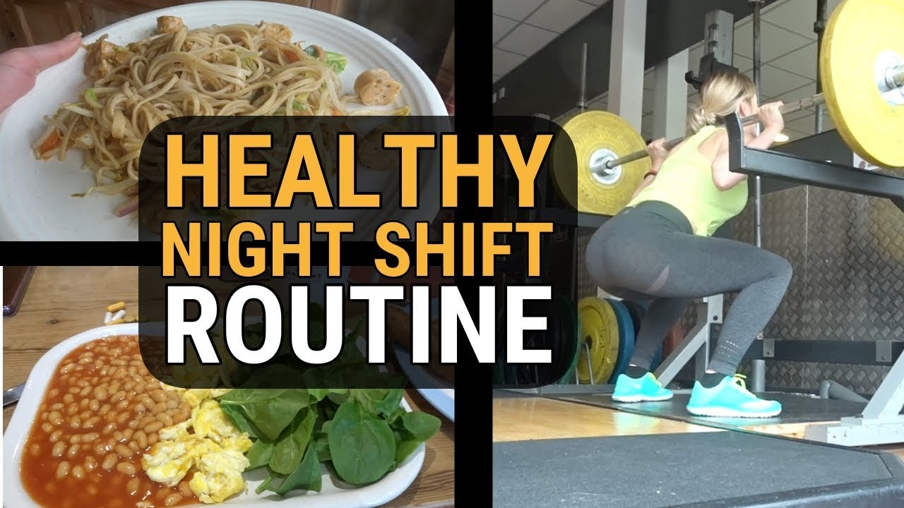<div>How To Get Enough Sleep, Eat Healthy & Workout | NURSE NIGHT SHIFT ROUTINE SS Ep 3</div>
