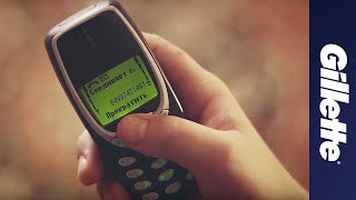 Gillette #FirstReal: Первый Телефон   Сериал от Gillette