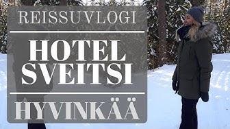REISSUVLOGI: Hotel Sveitsi, Hyvinkää
