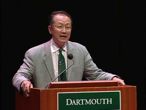 Partnering for Success: President Jim Yong Kim