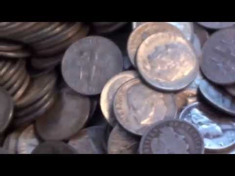 Silver Stacking: Unboxing Junk SilverVideo - APMEX $100 Face Silver Coin- Numismatics with Kenny