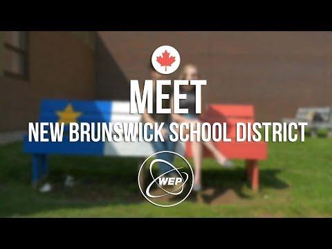 Meet The High School / CANADA - New Brunswick For WEP