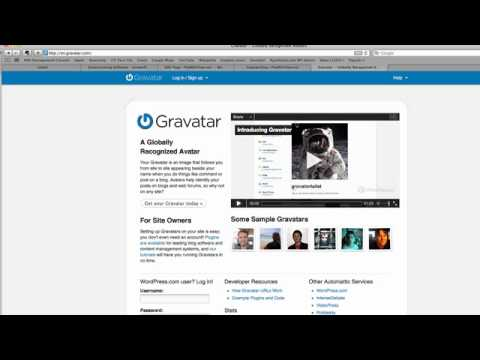 How to Get a Gravatar for Your Paid On Time Profile