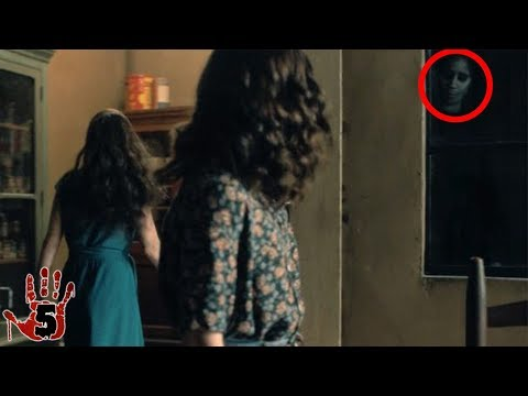 Top 5 Scary Easter Eggs You Missed In The Haunting of Hill House - Part 3