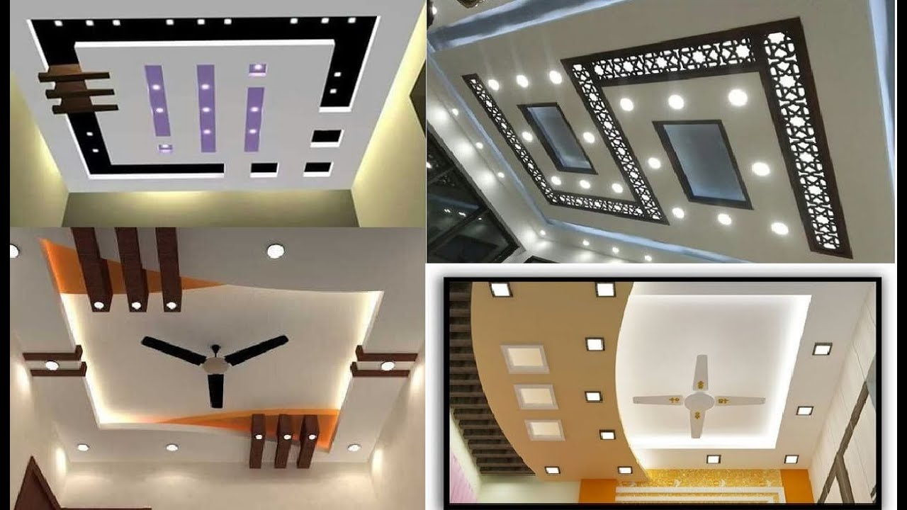Top 200 Pop False Ceiling Design Catalogue 2020 Youtube