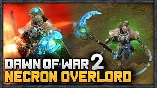 Dawn of War II Retribution - Necron Overlord Last Stand.