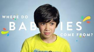 Baixar 100 Kids: Where Do Babies Come From? | 100 Kids | HiHo Kids