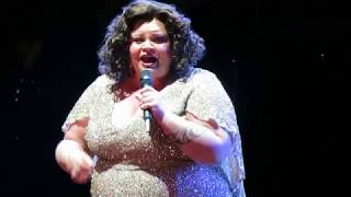 Hugh Jackman's intro and Keala Settle singing 'This is Me'