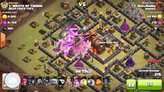 Most Heroic Attack i have ever made in Clash of Clans