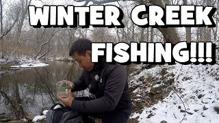 There are Many Options for Winter Fishing... (Philadelphia, PA)
