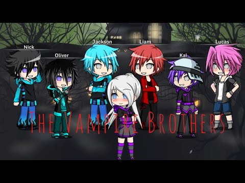 The Vampire Brothers  Ep 1 ~ Gacha Studio