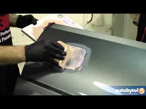How to Bondo Video - Car Dent Repair Using a Body Filler - ABTL Auto Extras
