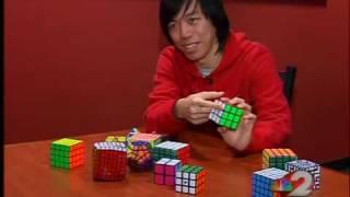 Rubik's Cube speed solver
