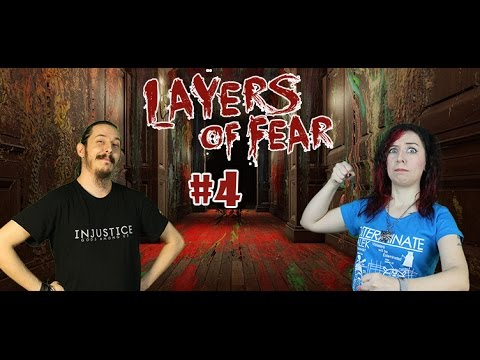 Layers of Fear #4 - Tünelin Ucu Bomba...