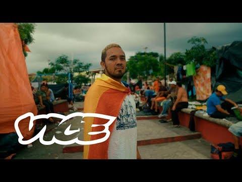 Caravana Diversa: Huyendo de Centroamérica por ser LGBT