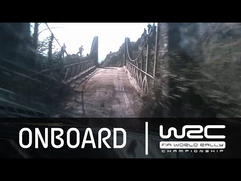 WRC - XION Rally Argentina 2015: Onboard Ogier SS12