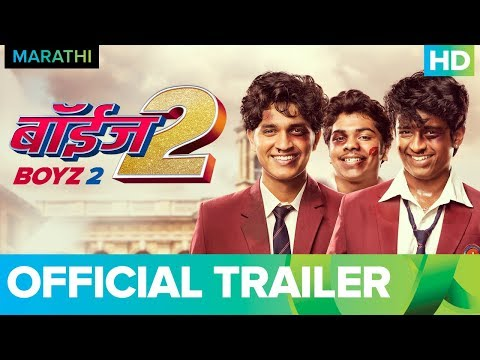 Boyz 2 Official Trailer | Marathi Movie...