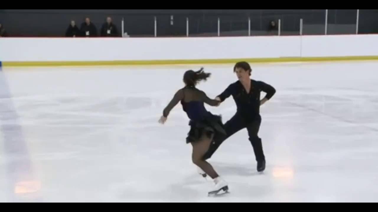 Tessa VIRTUE / Scott MOIR (CAN), Autumn Classic 2016, SD (short dance)