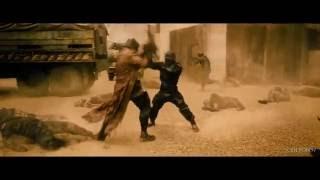 Скачать Batman V Superman KNIGHTMARE SCENE With BIG DADDY KILLS Kick Ass Soundtrack Swap Rescore