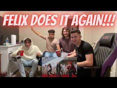 Stray Kids - Back Door (reaction) FELIX DOES IT AGAIN!!!