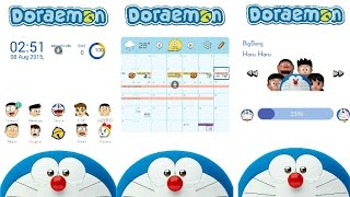 Tema Doraemon untuk semua Hp android
