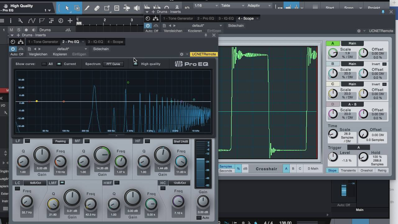 Studio One Pro EQ Bug Part 2  YouTube