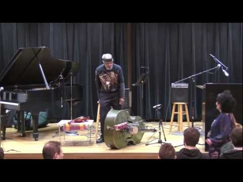 Eyes of the Masters | Henry Grimes | The New School for Jazz and Contemporary Music