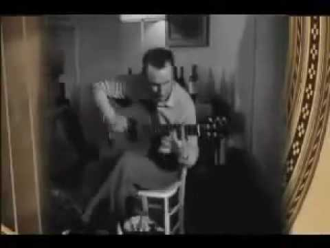 Julian Bream Plays Jazz In An After Hours Jam Session