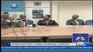 Nairobi announces the discovery of a cure for cervical cancer