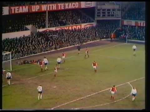 1972-73 - Derby County 5 Arsenal 0 - Highlights