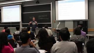 UC Berkeley IEOR - Cal Day Presentation with Professor Phil Kaminsky