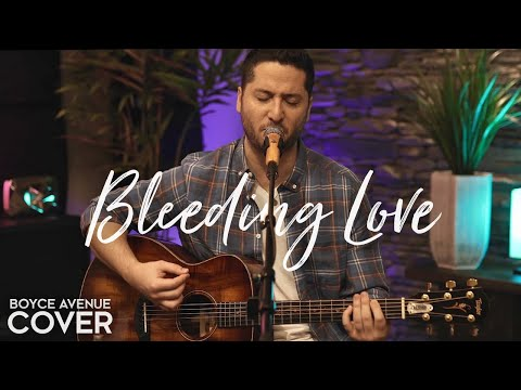 Bleeding Love - Leona Lewis (Boyce Avenue Acoustic Cover) On Spotify & Apple
