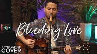 Download Lagu Bleeding Love - Leona Lewis (Boyce Avenue acoustic cover) on Spotify & Apple mp3