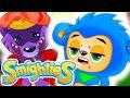 Smighties - Chicken Pox ! Smighties Are Ill ! Sick Episode | Funny Cartoon Video | Cartoons for Kids