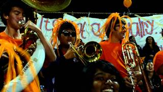 Party Rock Anthem Cypress vs. Kennedy Football Game 102211