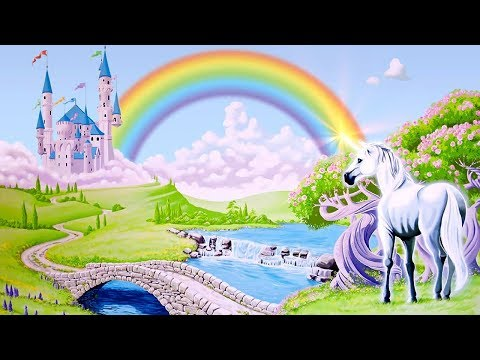 Guided Meditation for Children | LAND OF THE UNICORNS | Kids Meditation Story