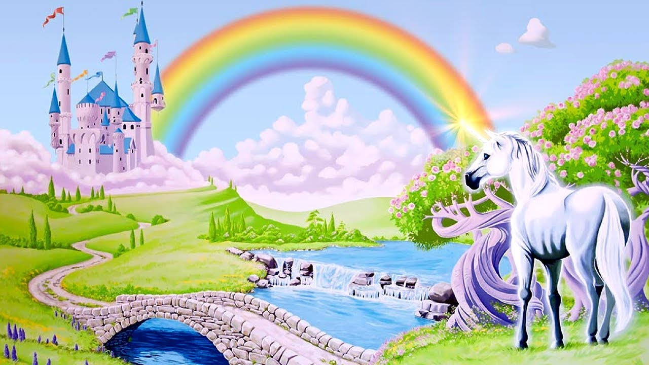 Guided Meditation For Children Land Of The Unicorns