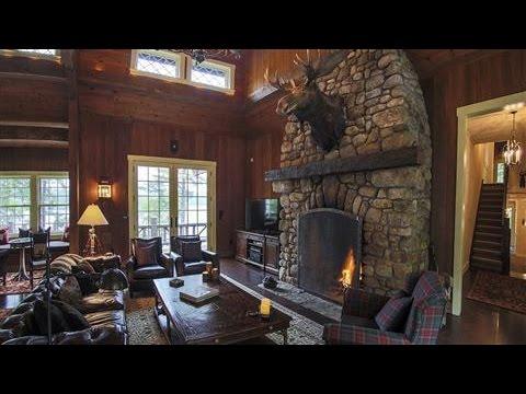 Tupper Lake's Lift in Luxury Homes