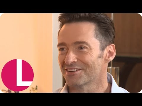Hugh Jackman Teases 'The Greatest Showman' and What's Next for Wolverine | Lorraine